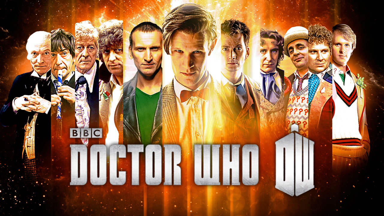 Aprende inglés con Doctor Who gratis