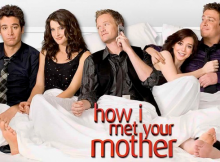 Aprender inglés viendo How I met Your mother