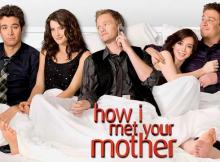 Aprender inglés viendo How I met Your mother